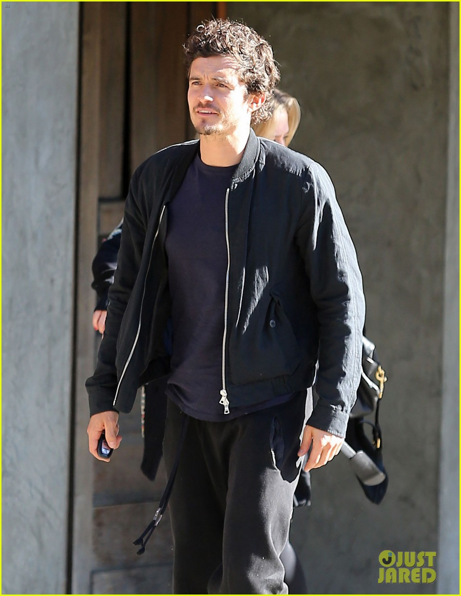 orlando bloom little doms lunch 02