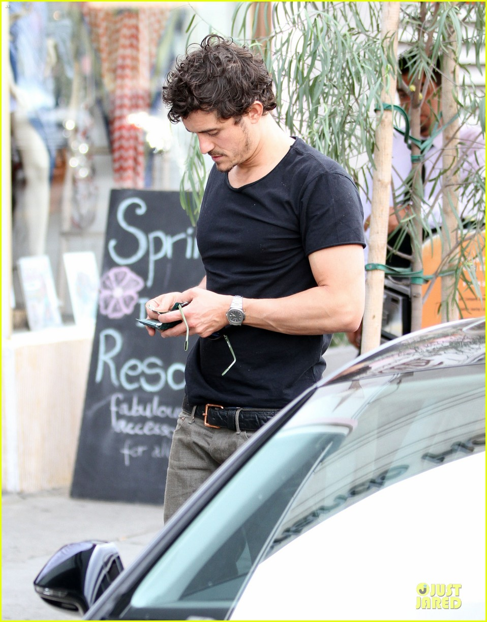 orlando bloom son of a gun with flynn 10