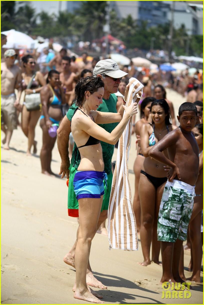 Full Calista Bikini Beach Sized Photo Of Flockhart Harrison Day With N0v8mnywO