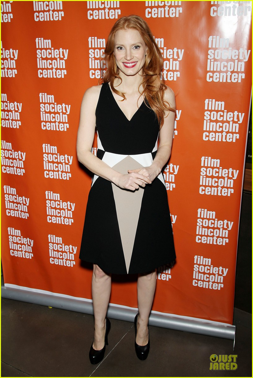 jessica chastain film society of lincoln center conversation 20