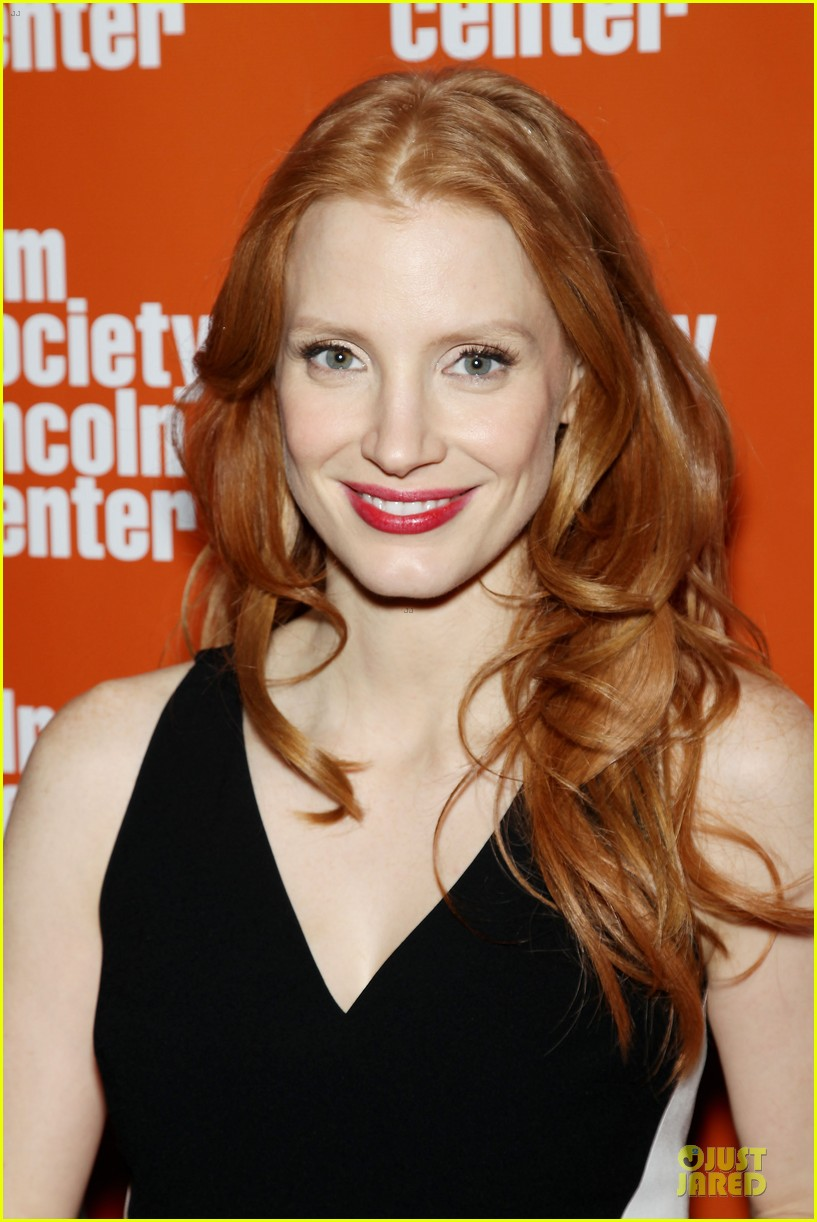 jessica chastain film society of lincoln center conversation 21