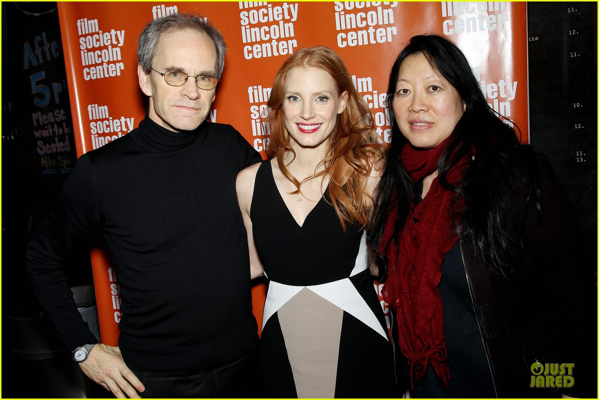 jessica chastain film society of lincoln center conversation 22