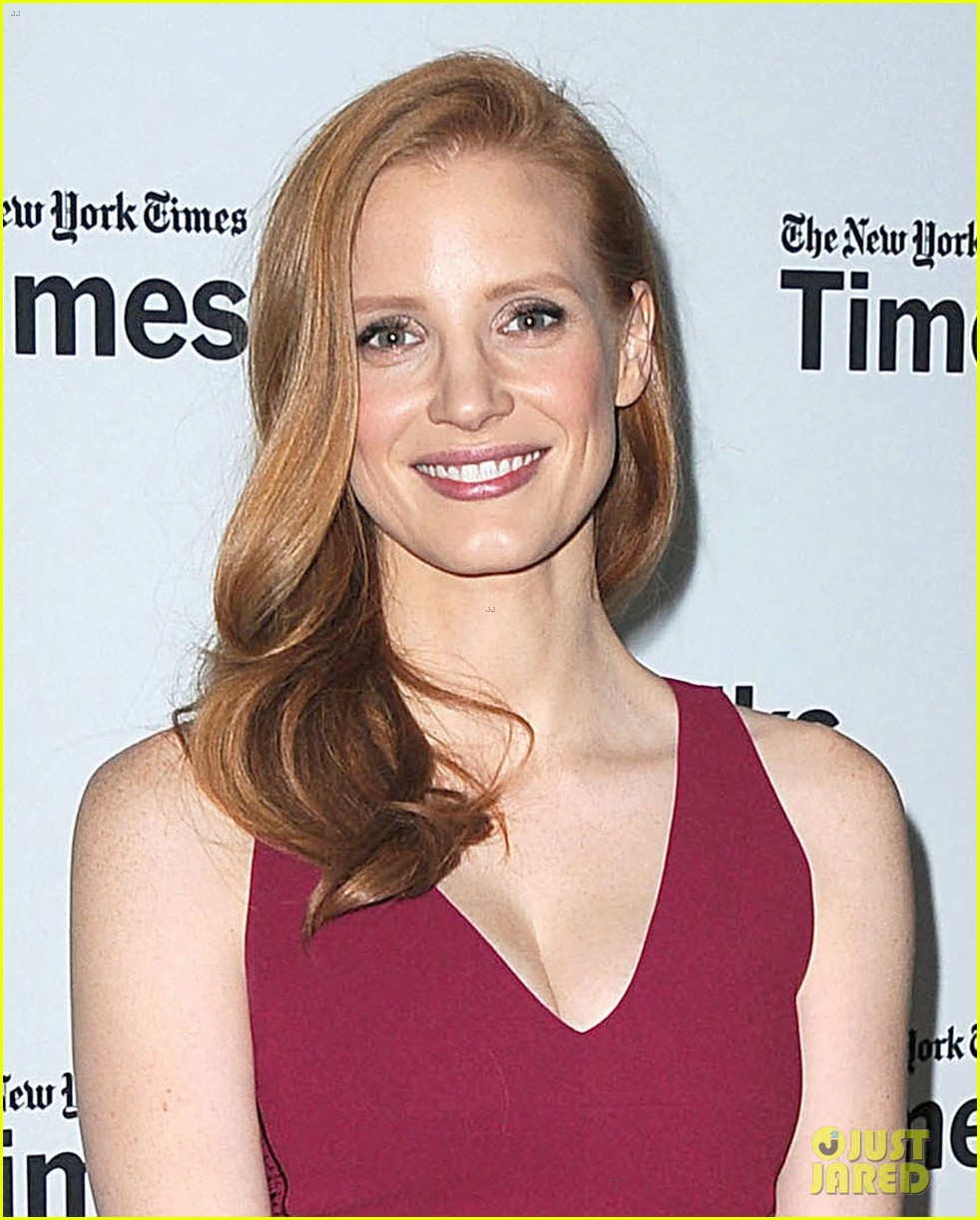 jessica chastain times talks appearance 04