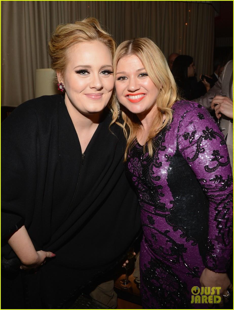 Kelly Clarkson & Adele: Sony