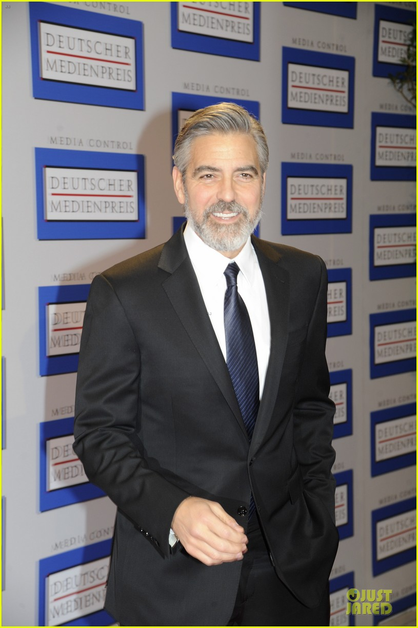 george clooney deutscher medienpreis award honoree 152821443