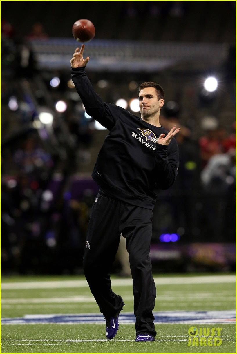 colin kaepernick vs joe flacco who is the hotter quarterback 052804171