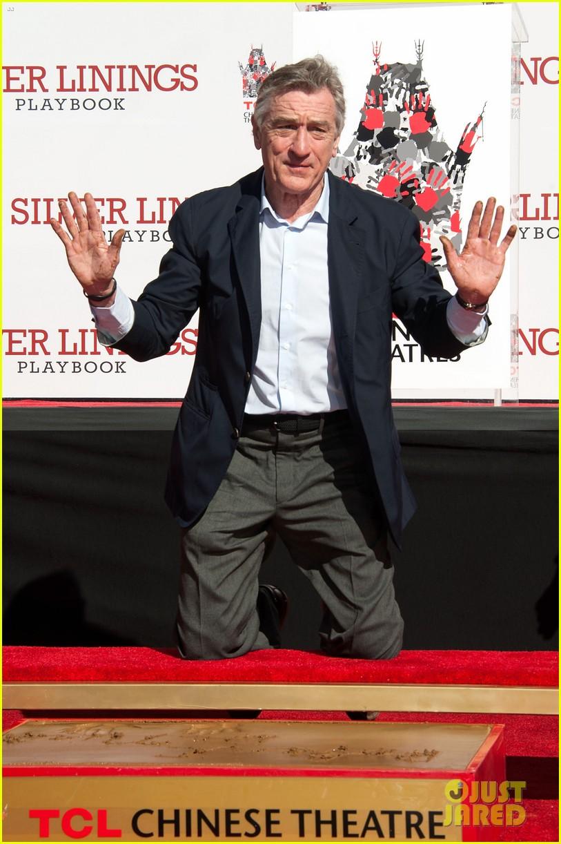 bradley cooper robert de niro oscar nominees luncheon 2013 05