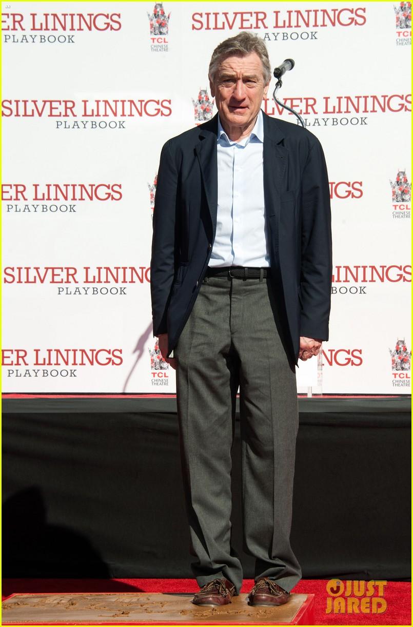 bradley cooper robert de niro oscar nominees luncheon 2013 12