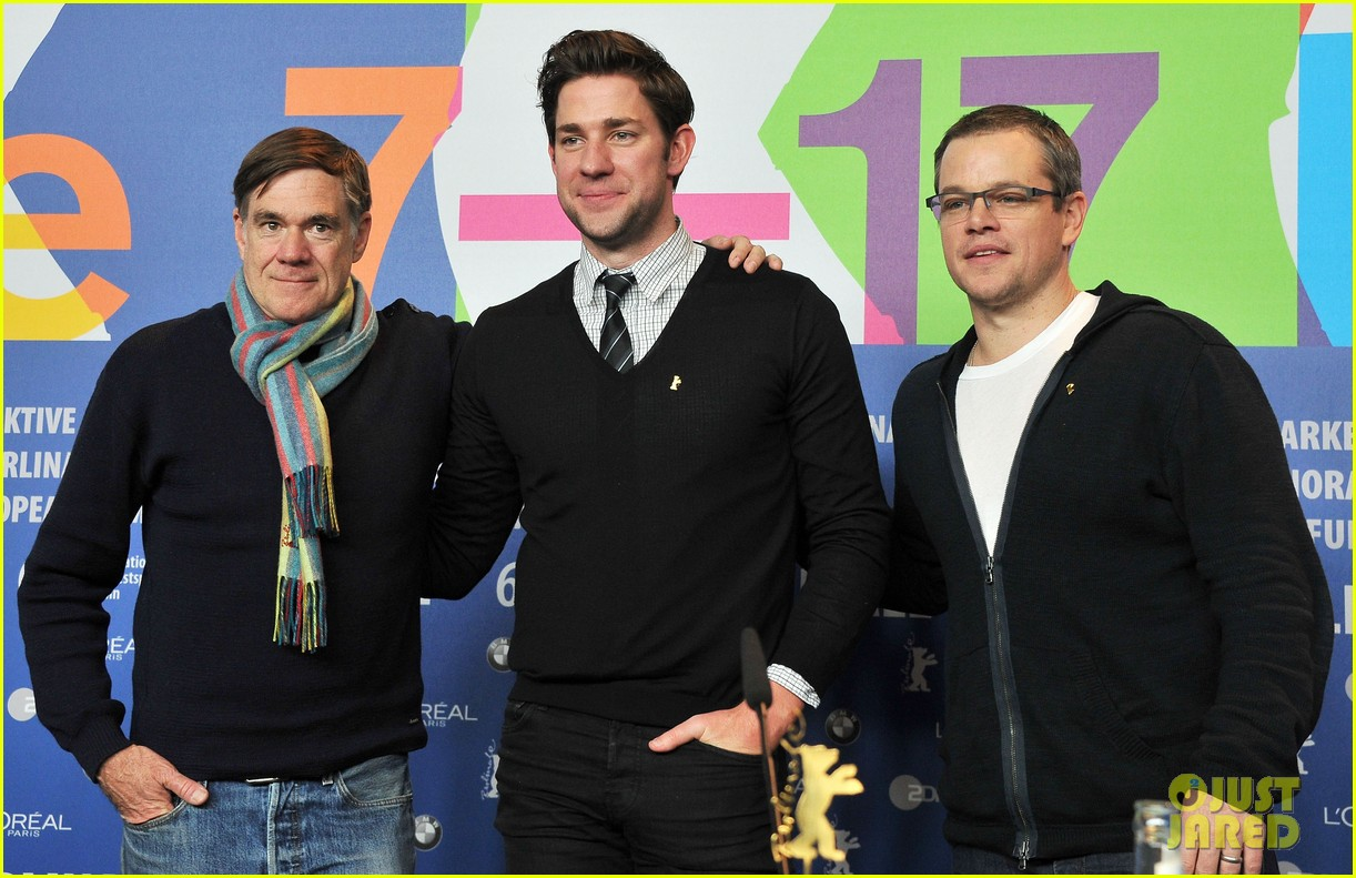 matt damon john krasinski promised land in berlin 03