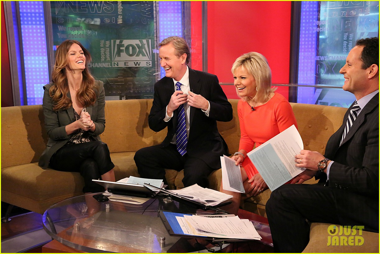 brooklyn decker fox and friends visit 13