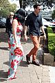 dita von teese catalina lunch with theo hutchcraft 19