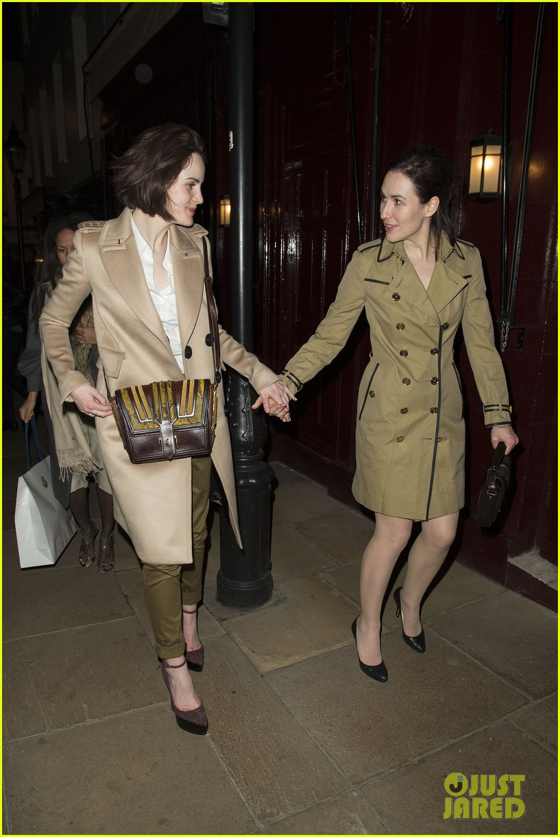 michelle dockery downton abbey covers one direction 02