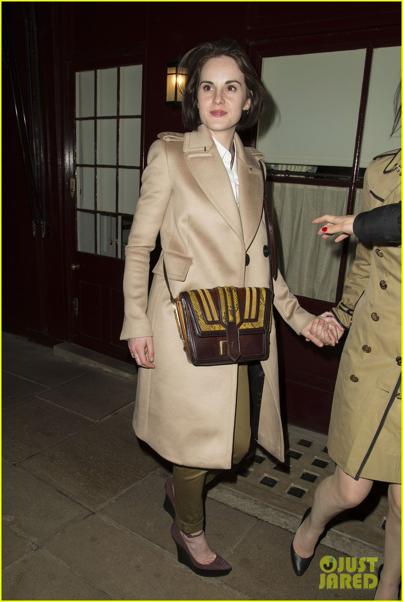 michelle dockery downton abbey covers one direction 04
