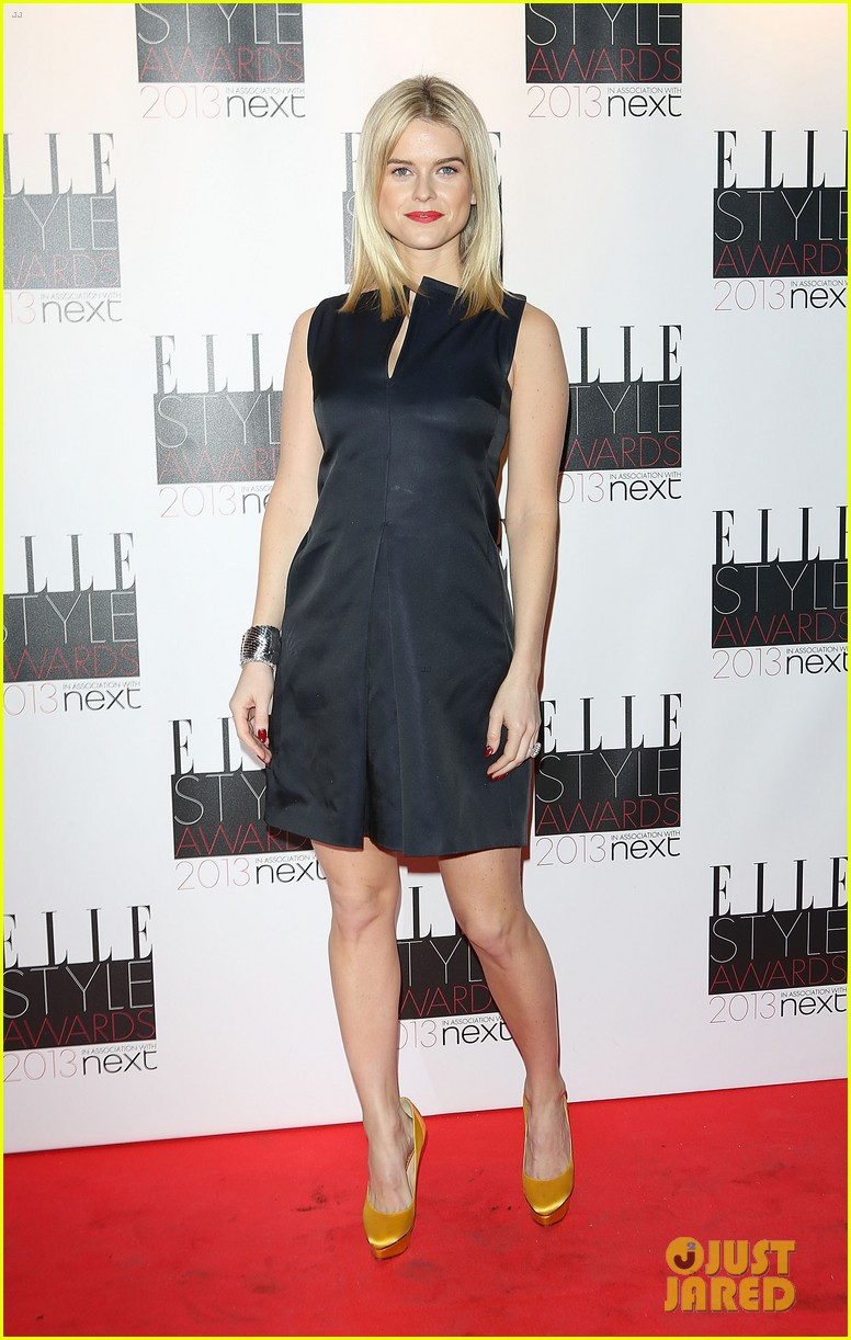 andrea riseborough alice eve elle style awards 2013 04