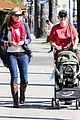 anna faris jack baby gap shopping duo 07