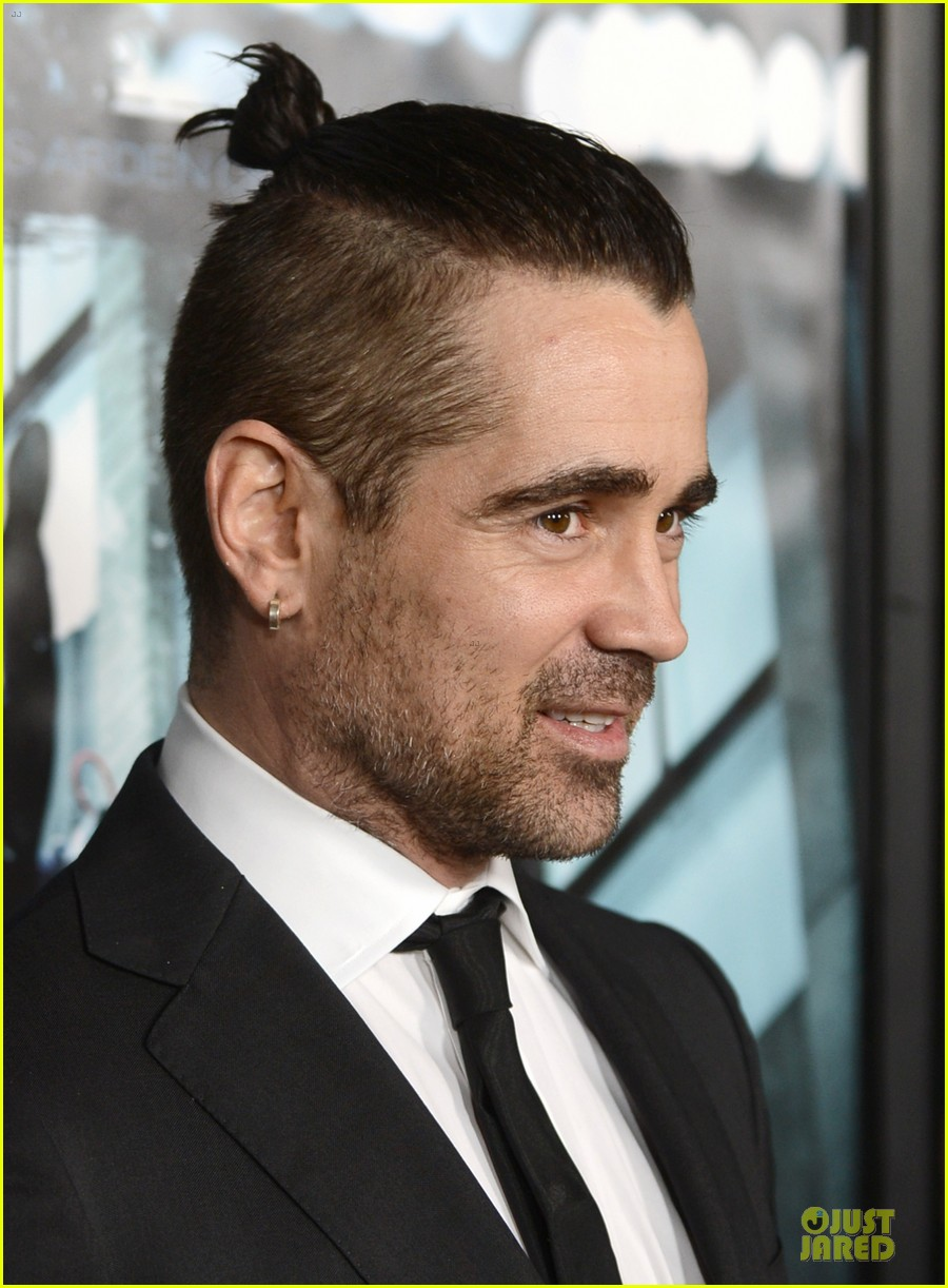 colin farrell noomi rapace dead man down hollywood premiere 22