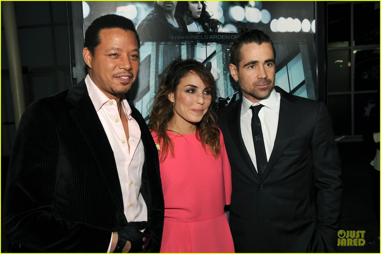 colin farrell noomi rapace dead man down hollywood premiere 242821590