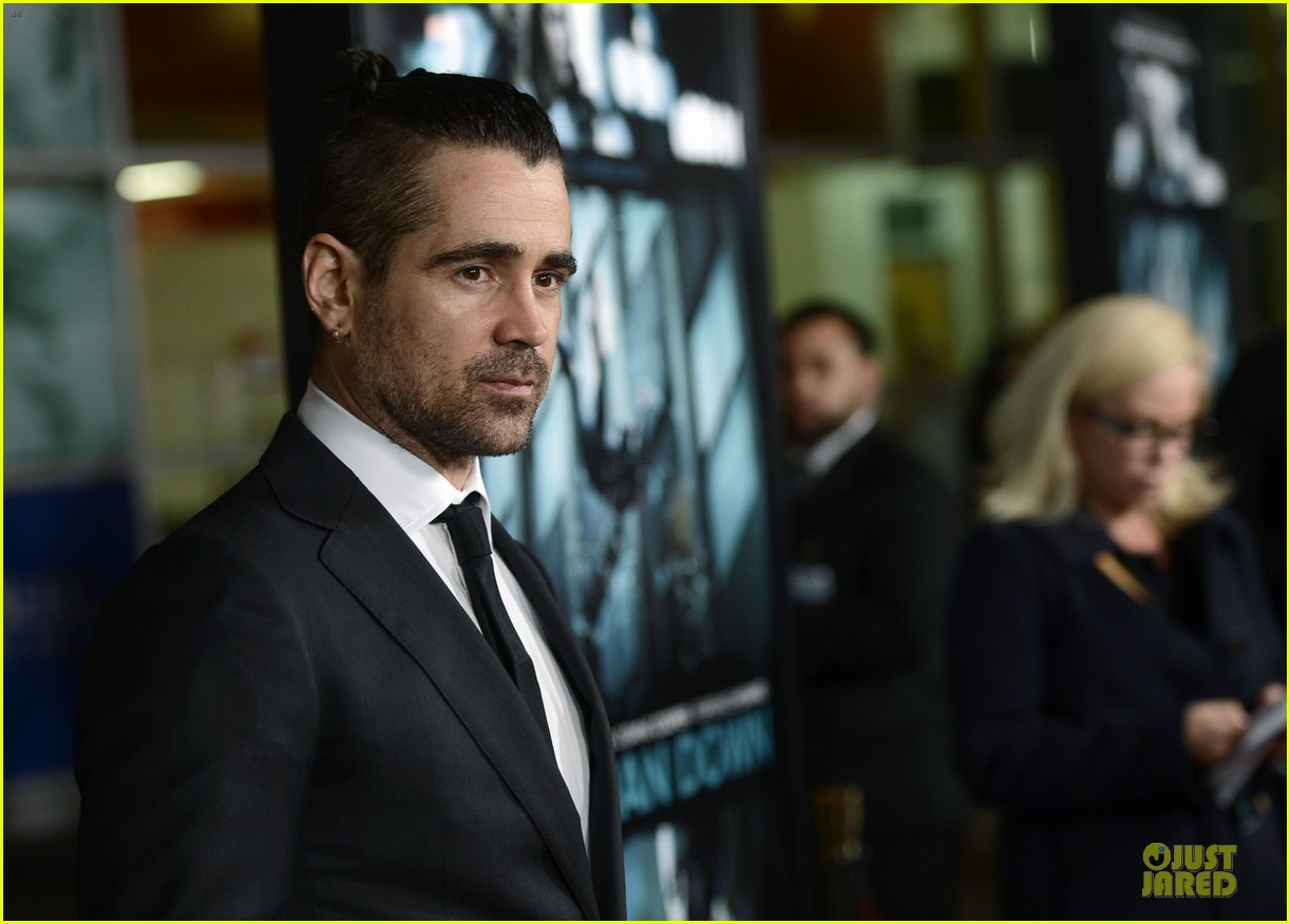 colin farrell noomi rapace dead man down hollywood premiere 302821596