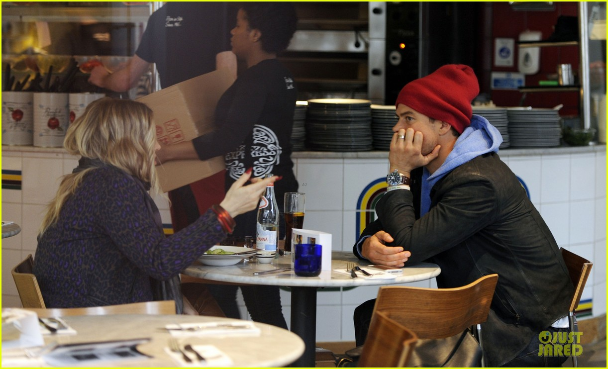fergie josh duhamel pizza date in london 022817350