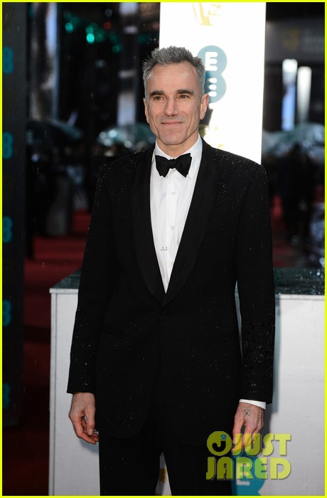 daniel day lewis sally field baftas 2013 red carpet 07