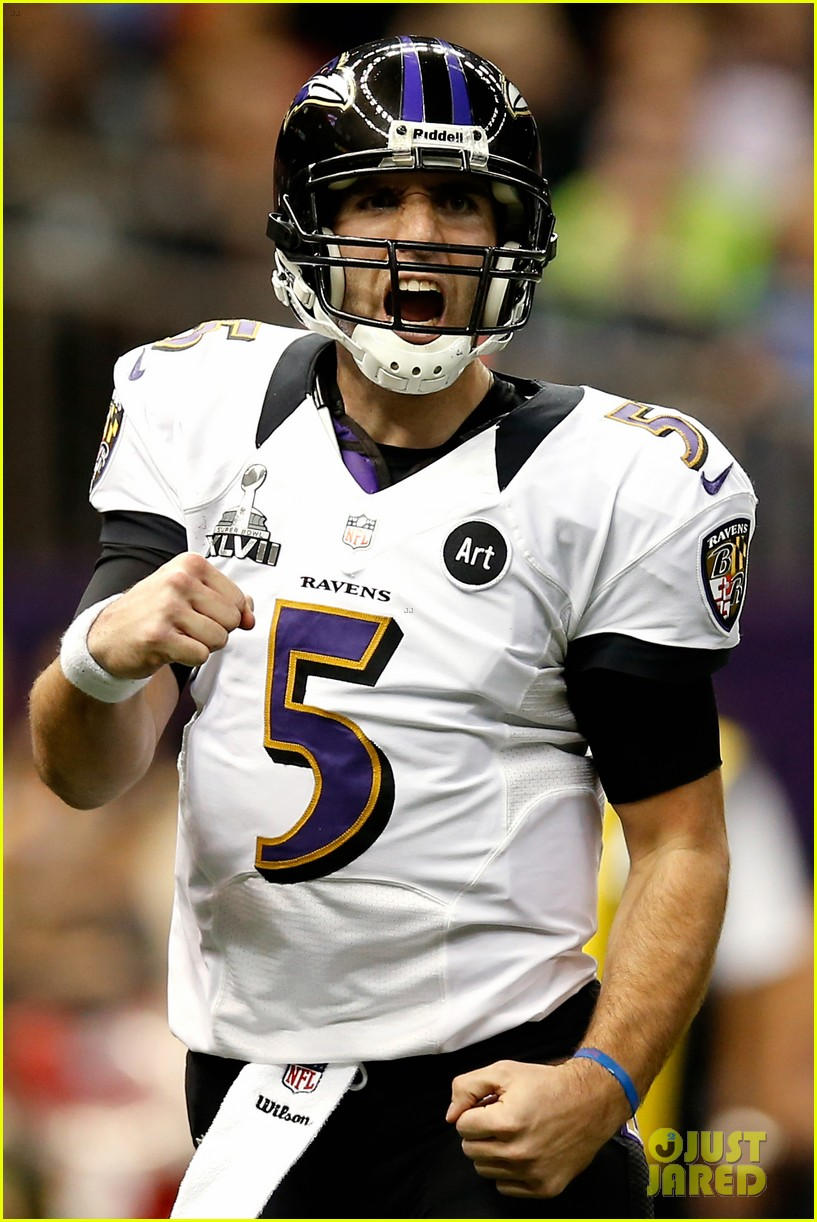 joe flacco super bowl mvp 2013 for baltimore ravens 11