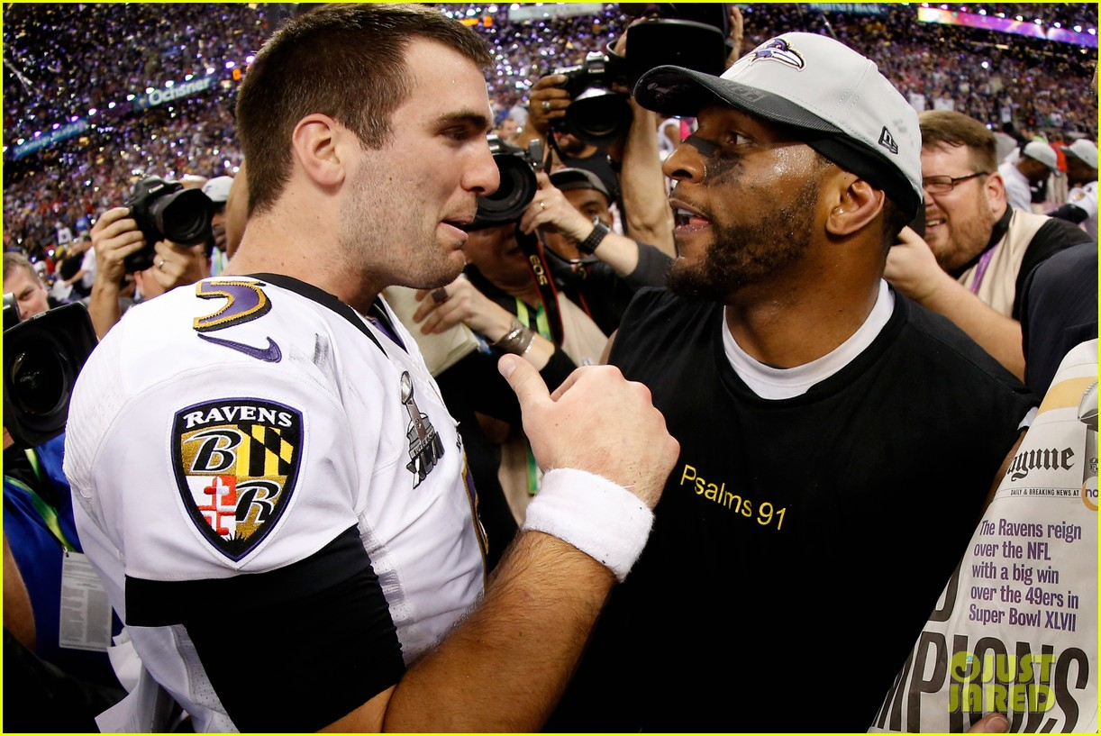 joe flacco super bowl mvp 2013 for baltimore ravens 20