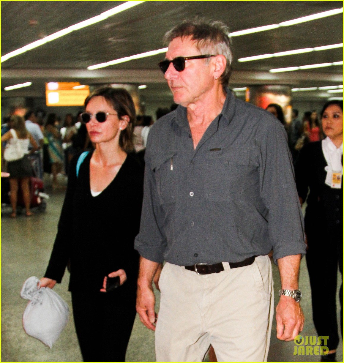 harrison ford family vacation after star wars 7 news 09