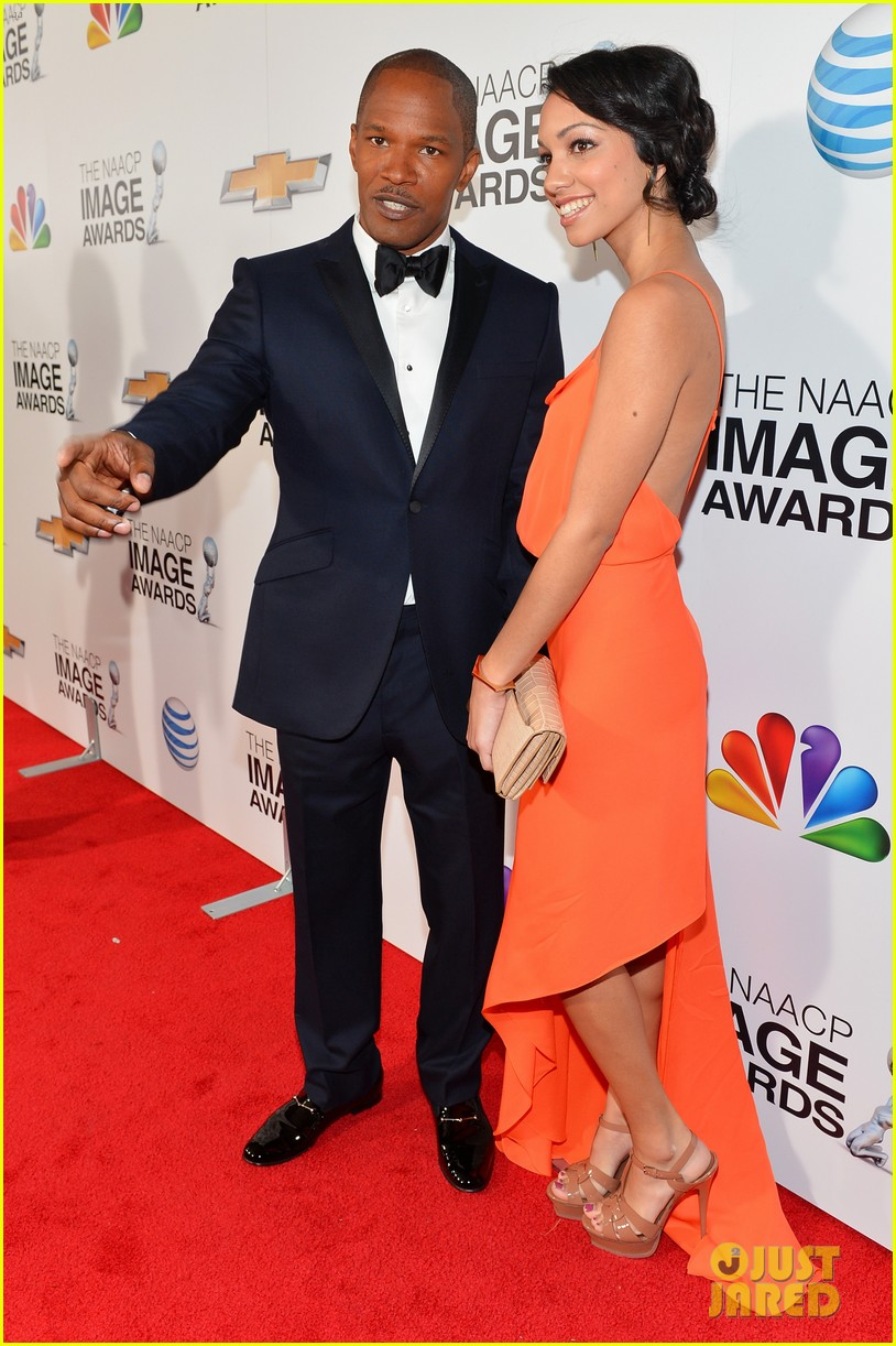 jamie foxx don cheadle naacp image awards 2013 132802782
