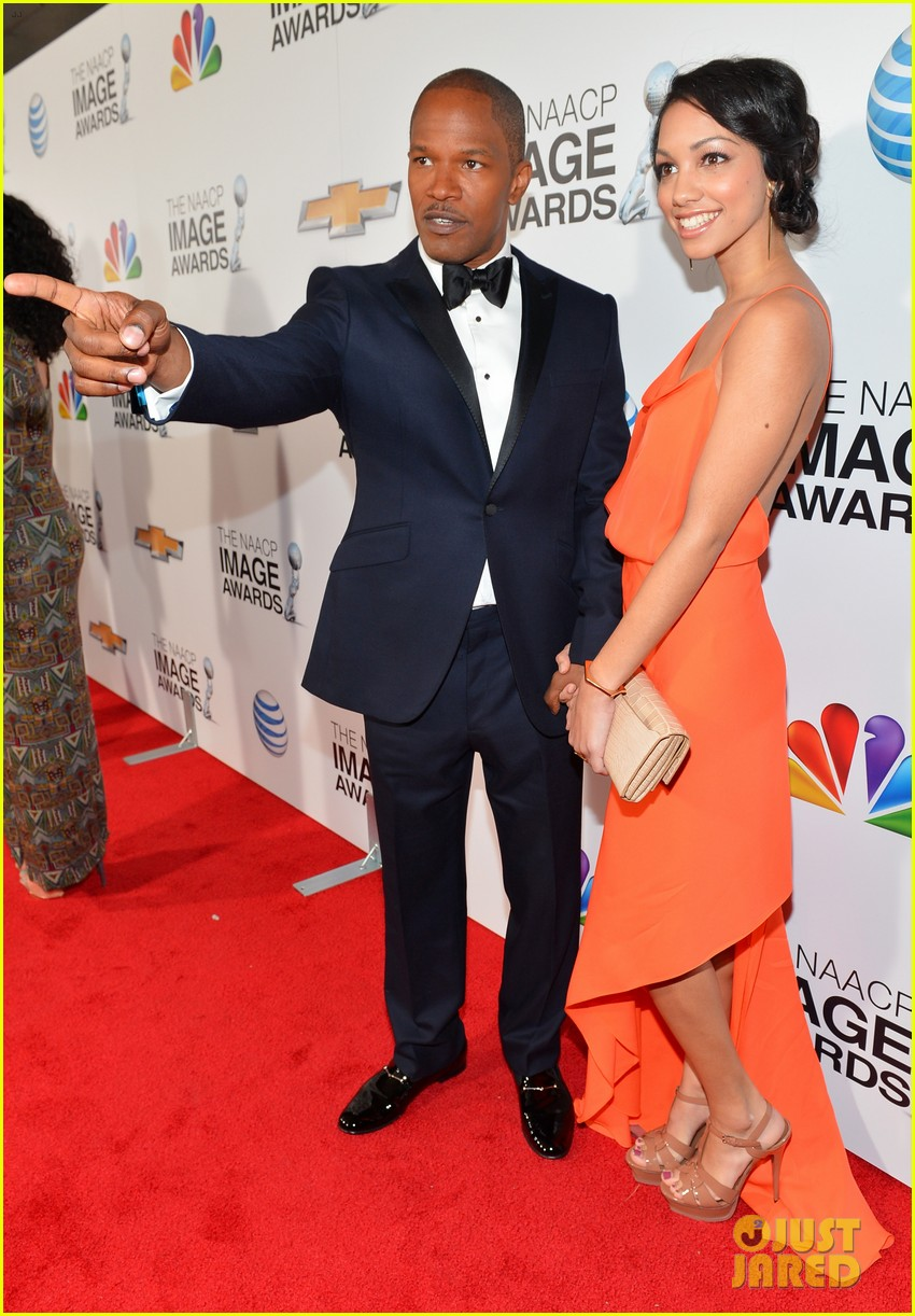 jamie foxx don cheadle naacp image awards 2013 142802783