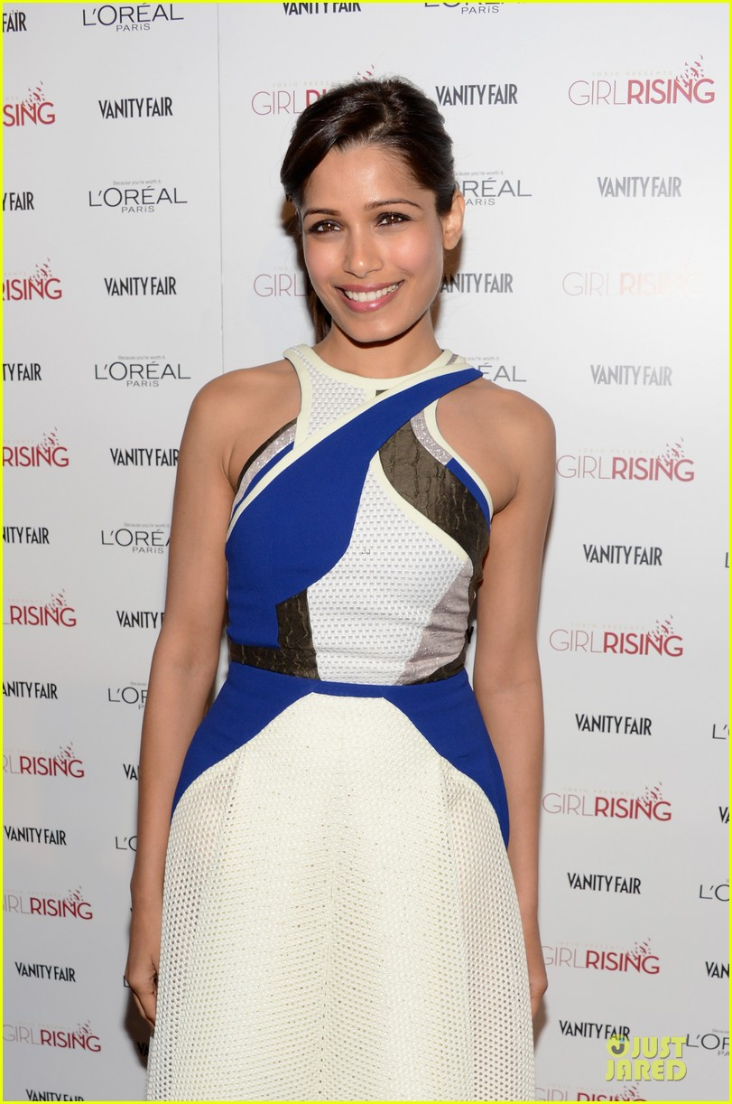 freida pinto dev patel 10x10 girl rising dj night 14