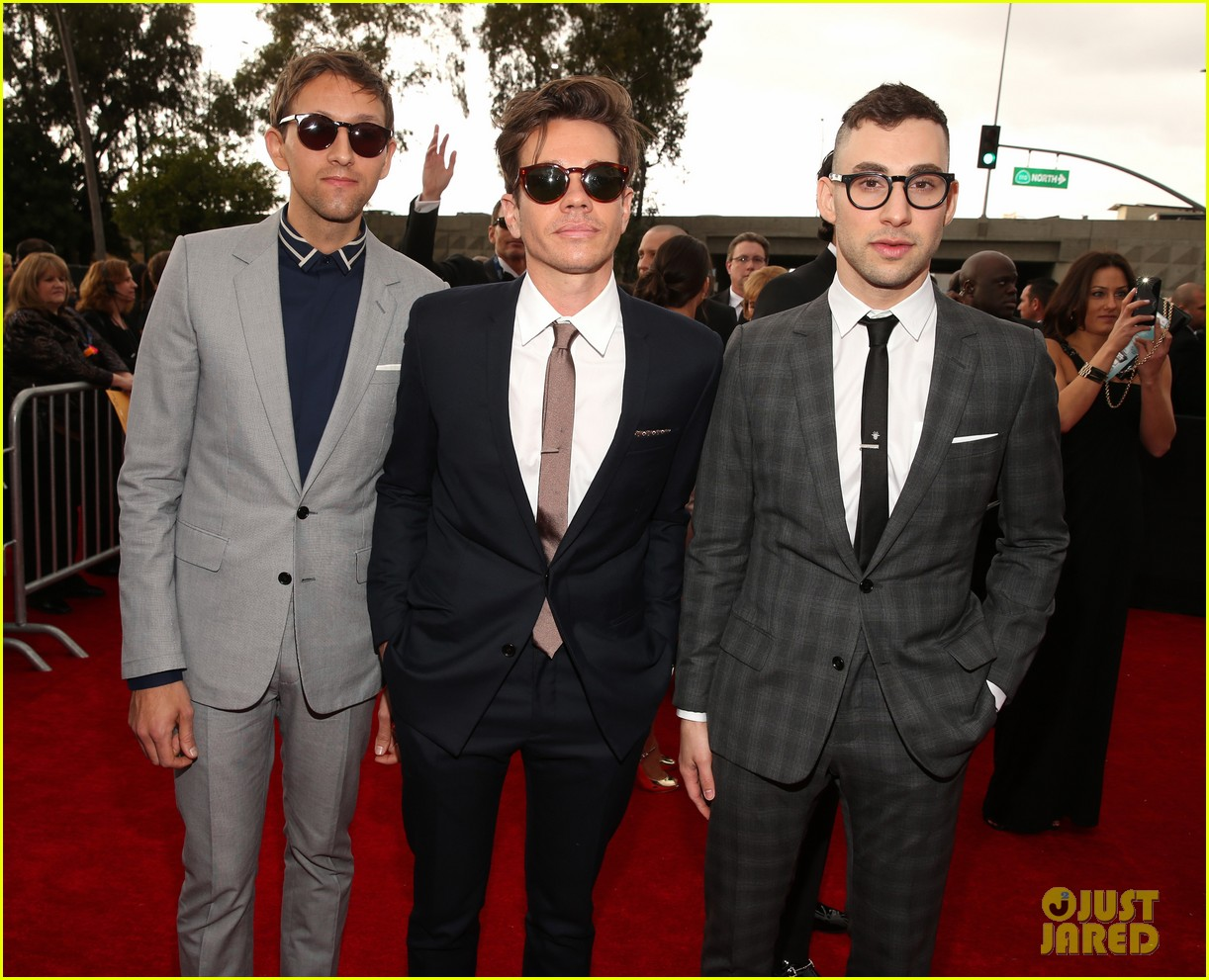 fun grammys 2013 red carpet 022809222