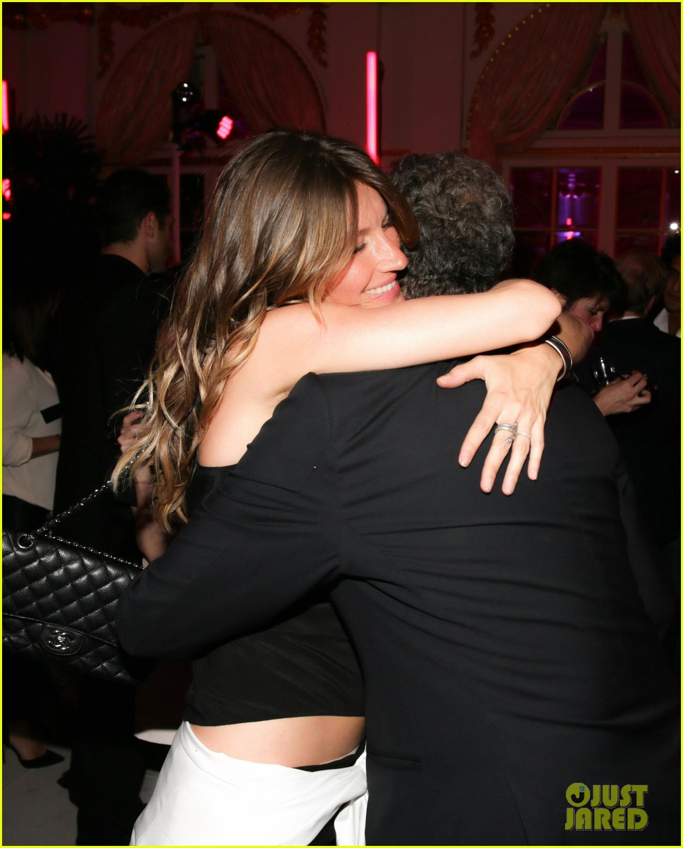 gisele bundchen tom brady mario testino exhibit party 20