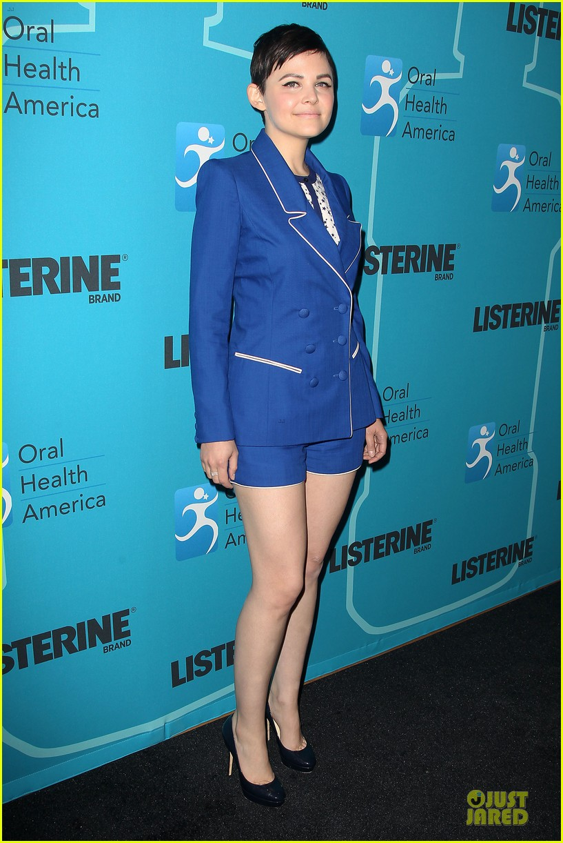 ginnifer goodwin listerine 21 day challenge unveiling 05