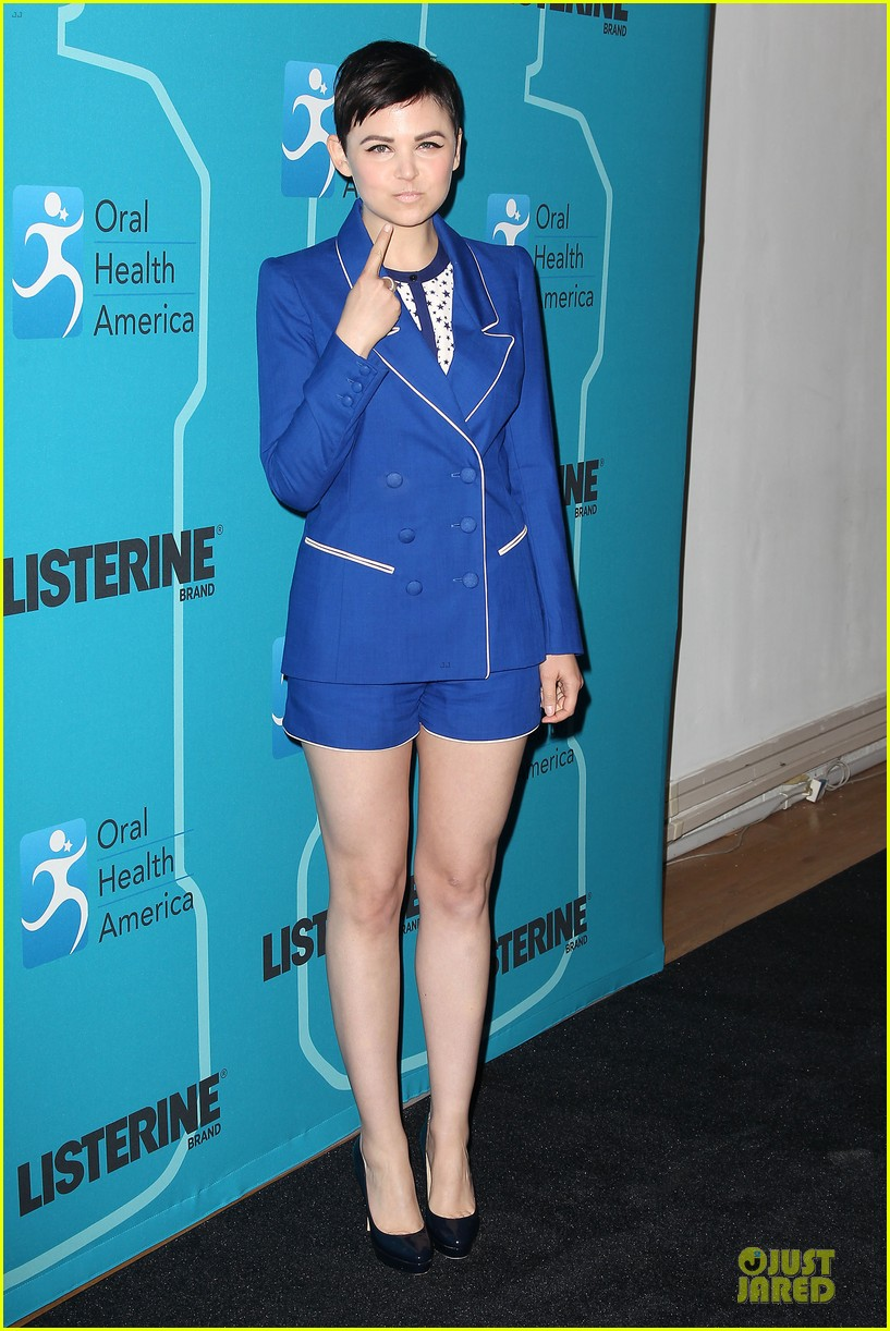 ginnifer goodwin listerine 21 day challenge unveiling 08