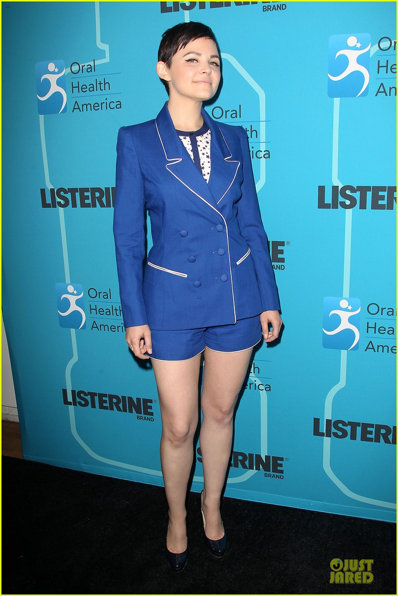 ginnifer goodwin listerine 21 day challenge unveiling 14