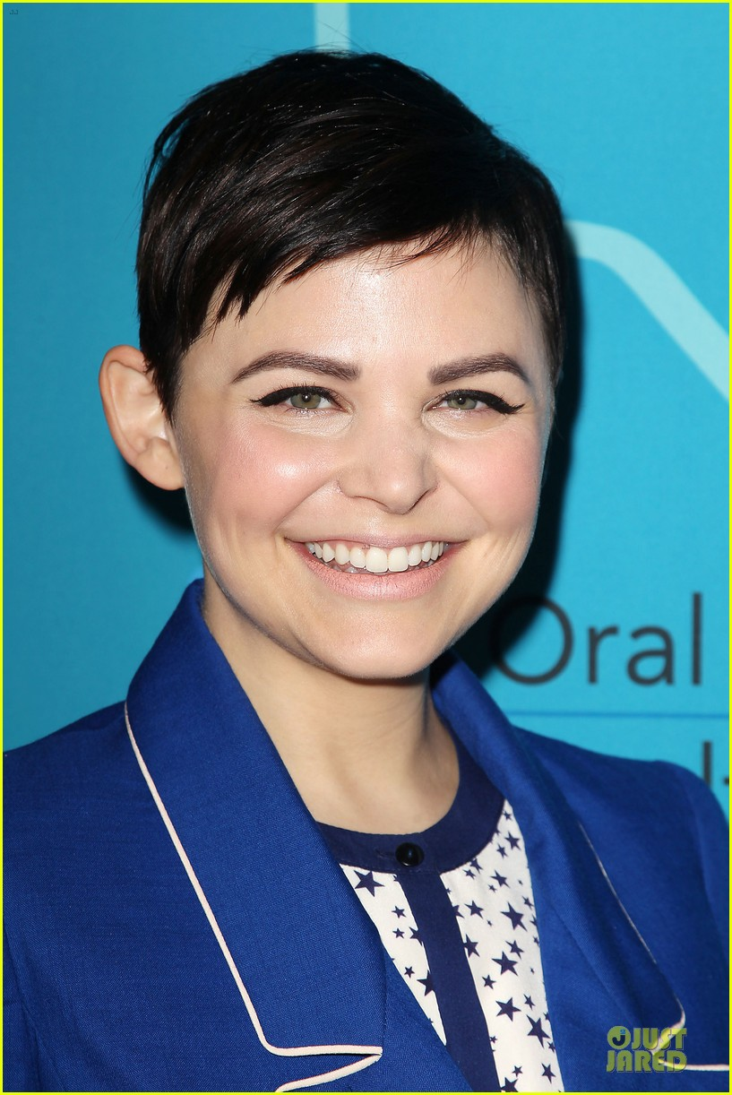 ginnifer goodwin listerine 21 day challenge unveiling 172805584