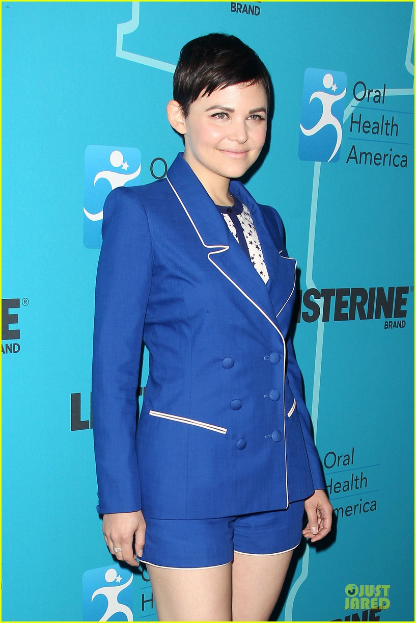 ginnifer goodwin listerine 21 day challenge unveiling 19