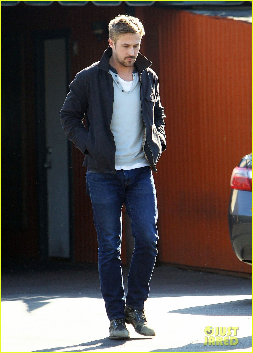 Ryan Gosling Eva Mendes Tumblr Ryan Gosling Grabs Lunch Eva