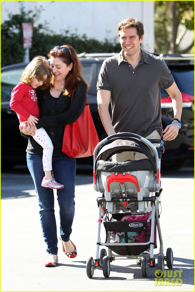 Alyson hannigan and alexis denisof kids