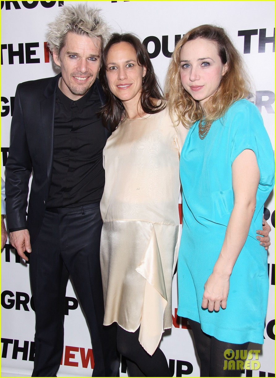 ethan hawke clive opening night party 14