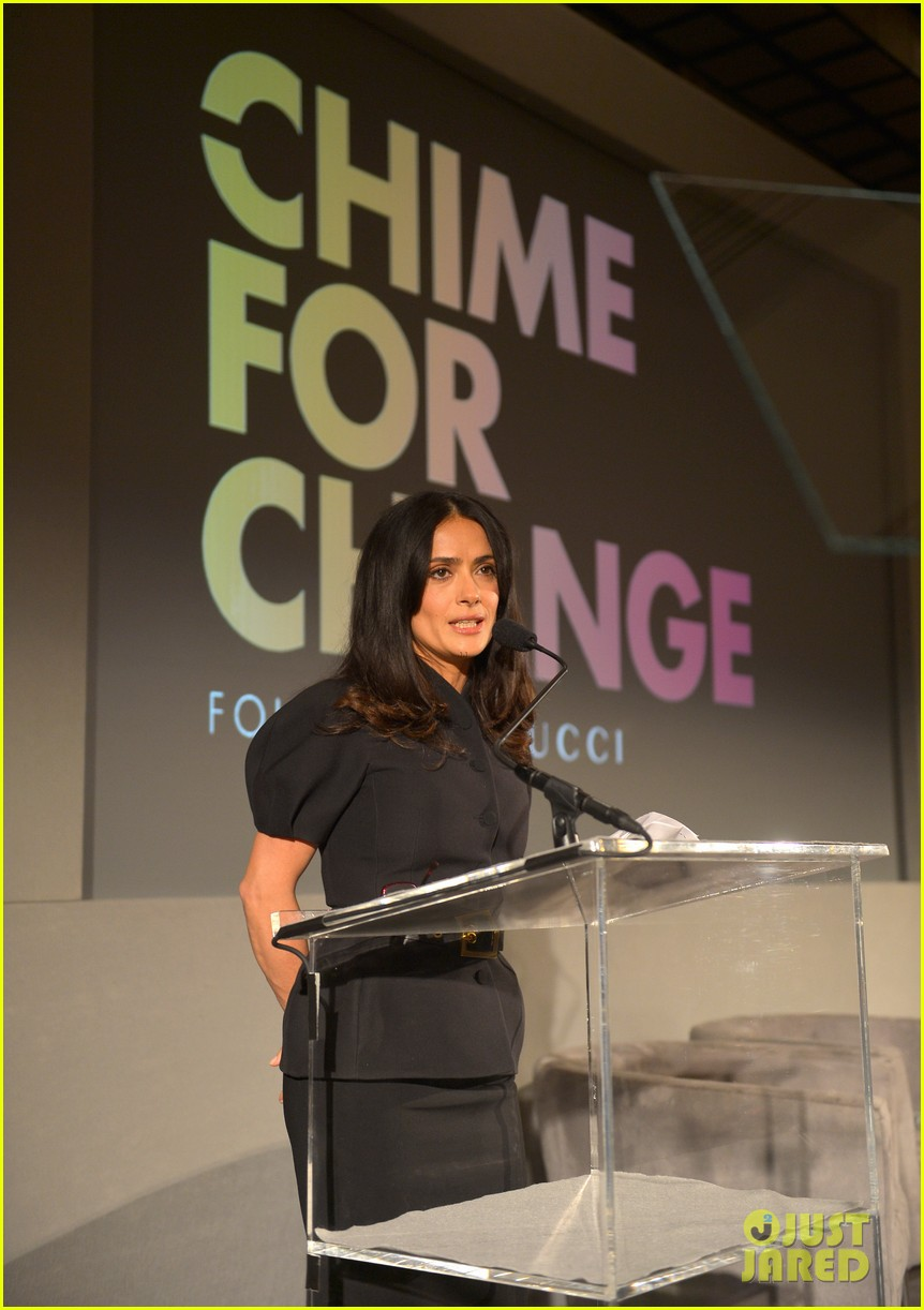 salma hayek jada pinkett smith chime for change 09