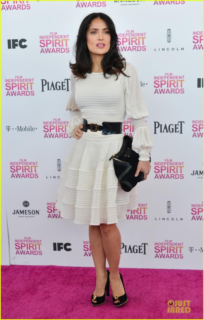 salma hayek francois henri pinault independent spirit awards 2013 05