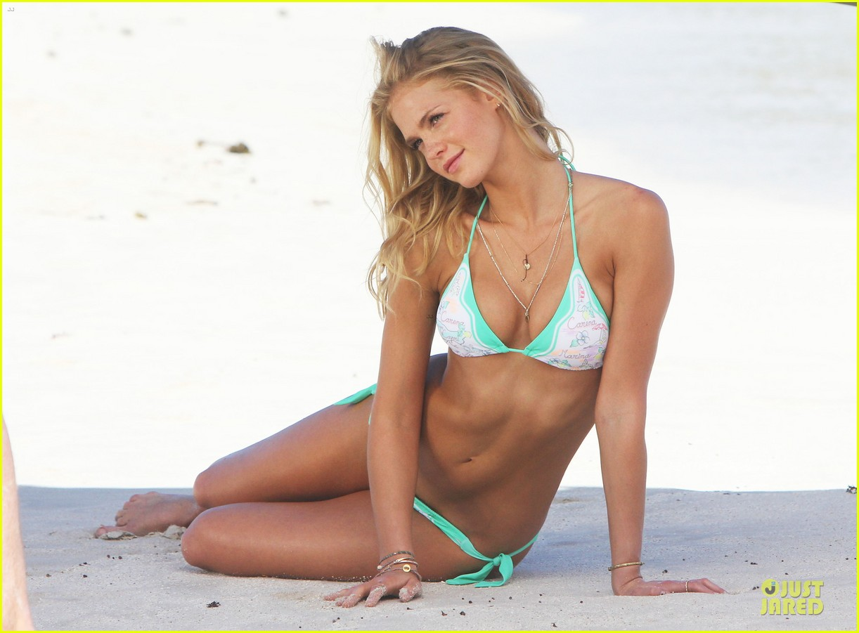 erin heatherton bikini shoot for victoria secret 31