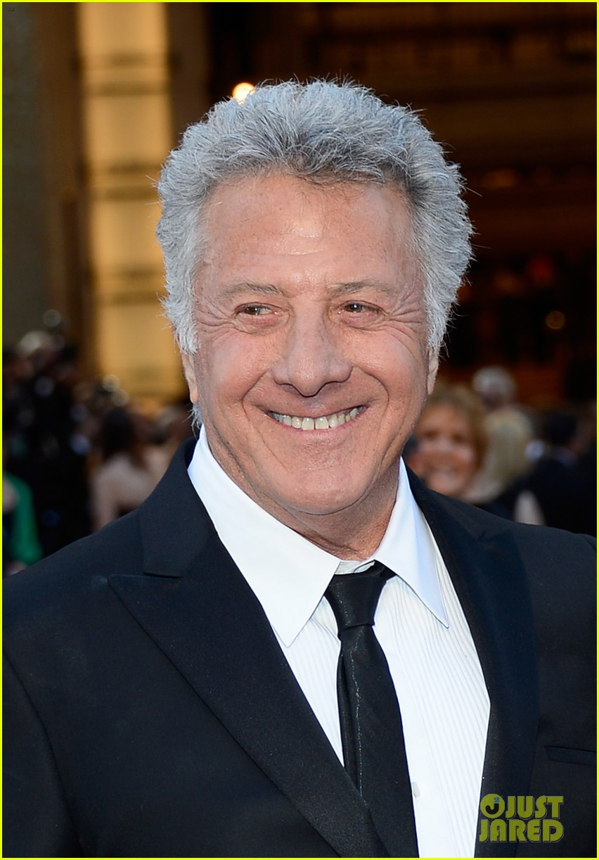 dustin lisa hoffman oscars 2013 red carpet 05