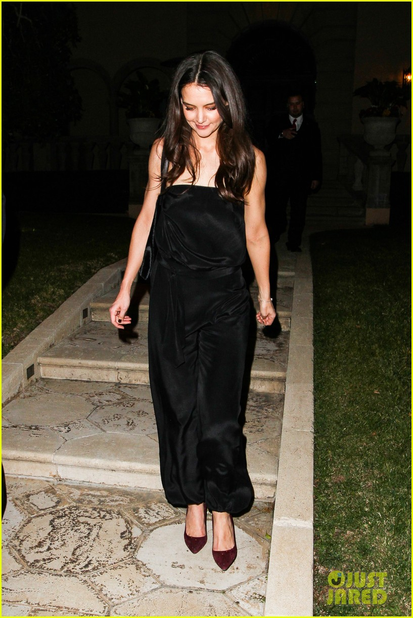 katie holmes beverly hills party gal 05