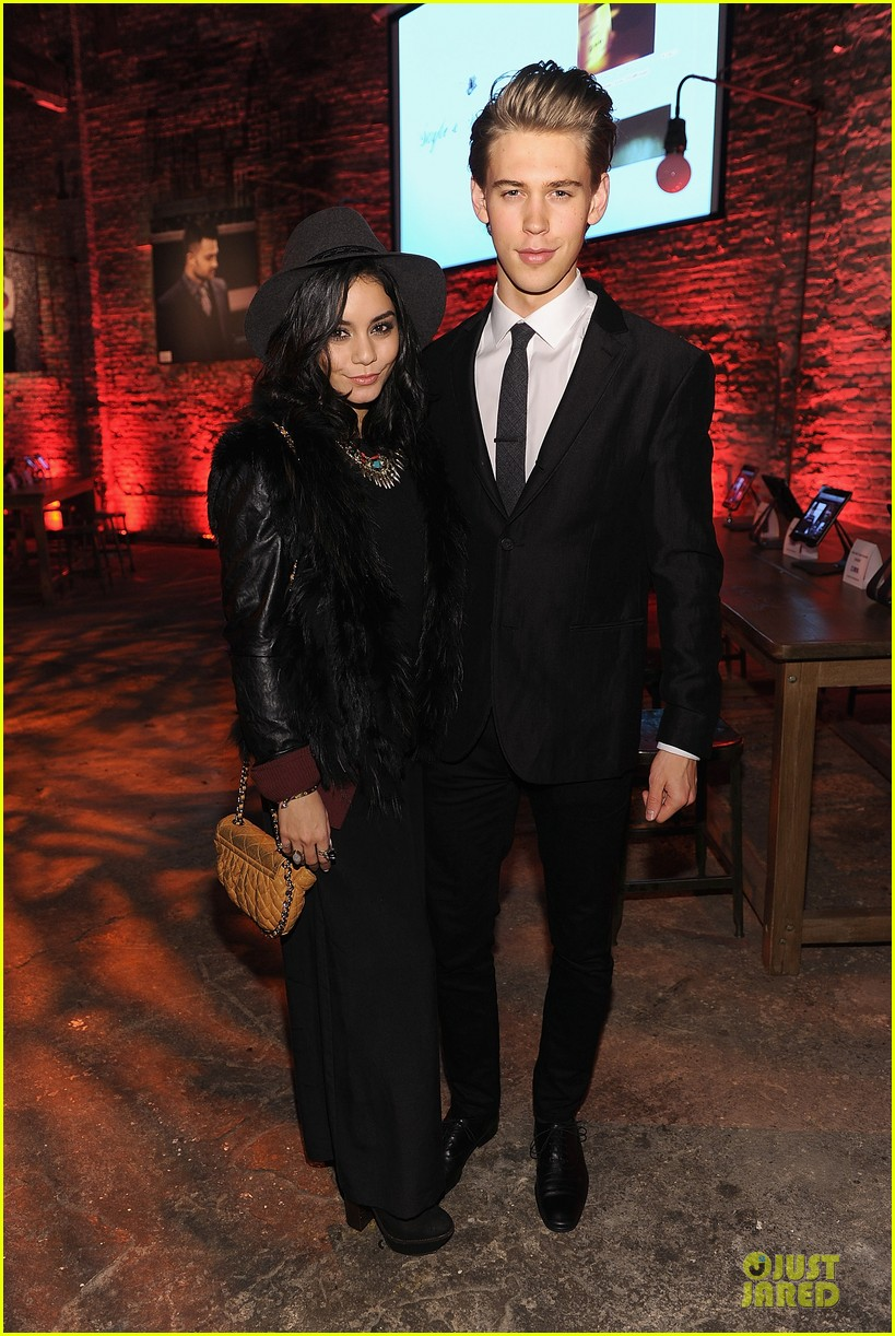 vanessa hudgens austin butler john varvatos site re launch 032805607