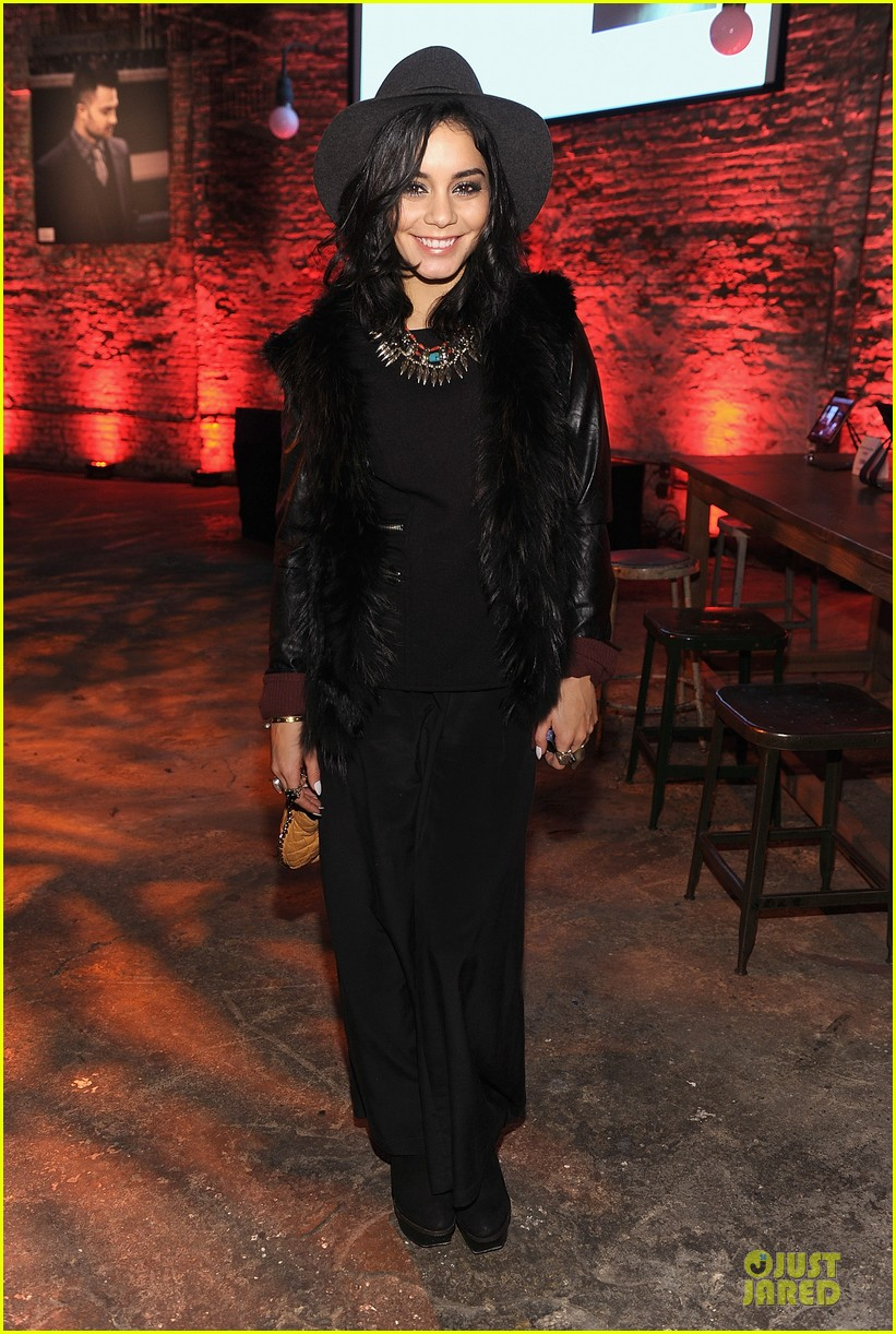 vanessa hudgens austin butler john varvatos site re launch 07