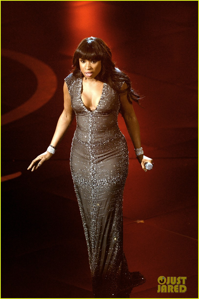 jennifer hudson and i am telling you at oscars 2013 video 05