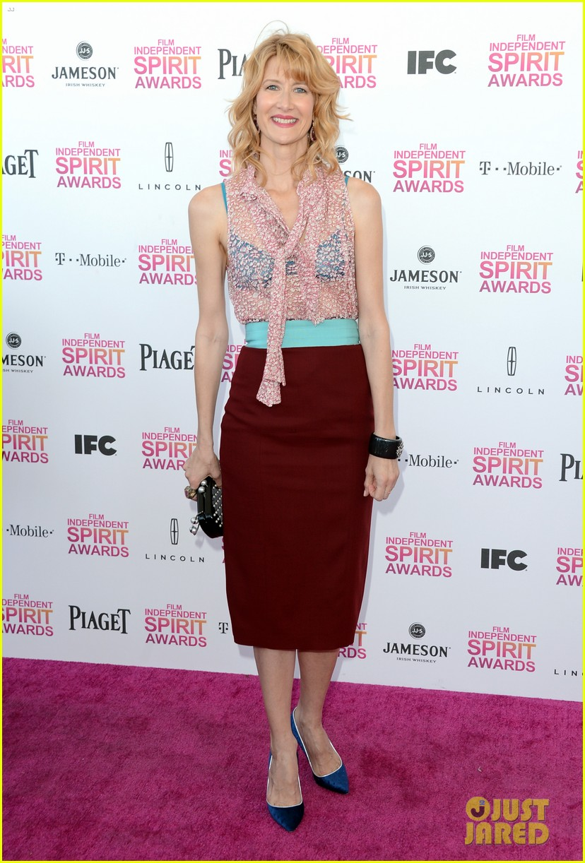 helen hunt emily mortimer independent spirit awards 2013 01