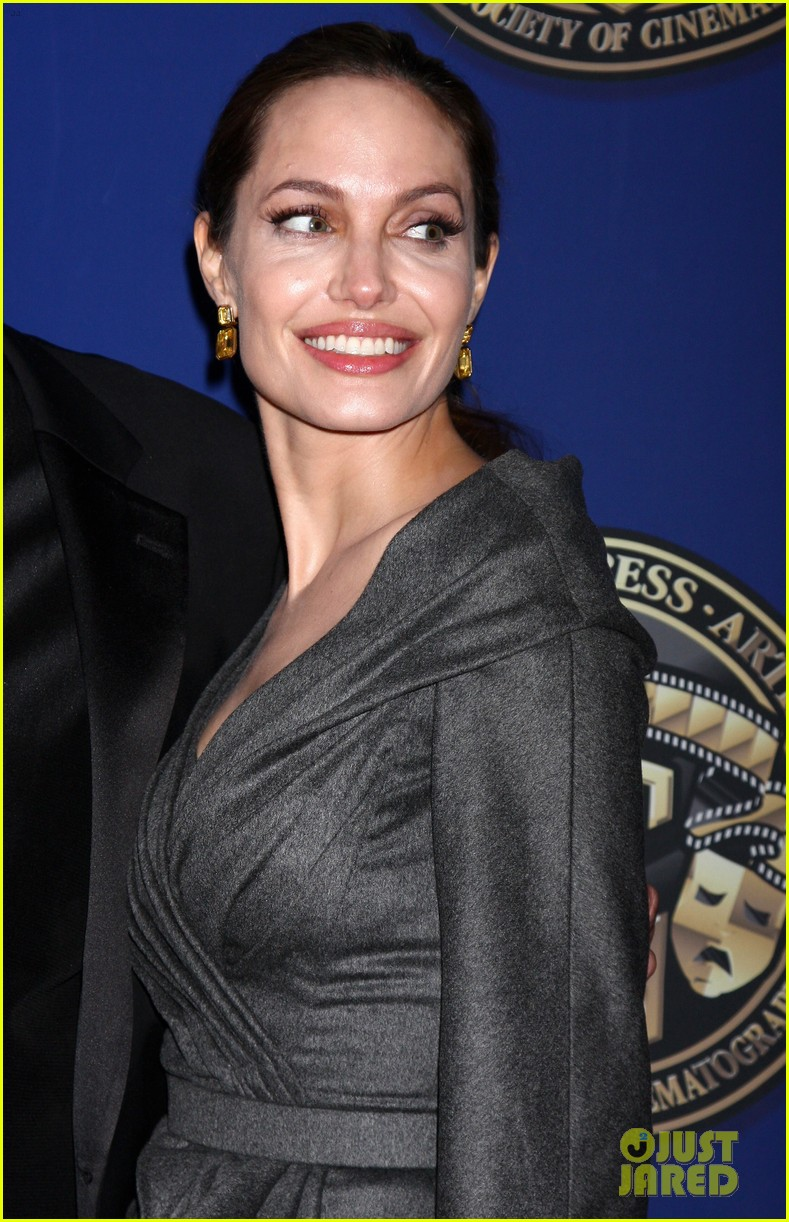 angelina jolie american society of cinematographers awards 04
